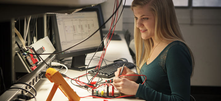 student testing circuits