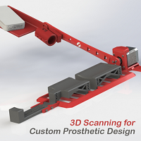 3D Scanning for Custom Prosthetic Design