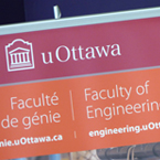 Faculty sign