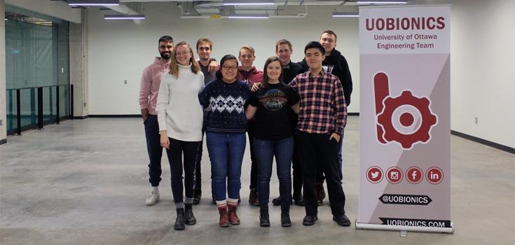 Bionics 2019 team