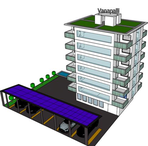 CGS building model