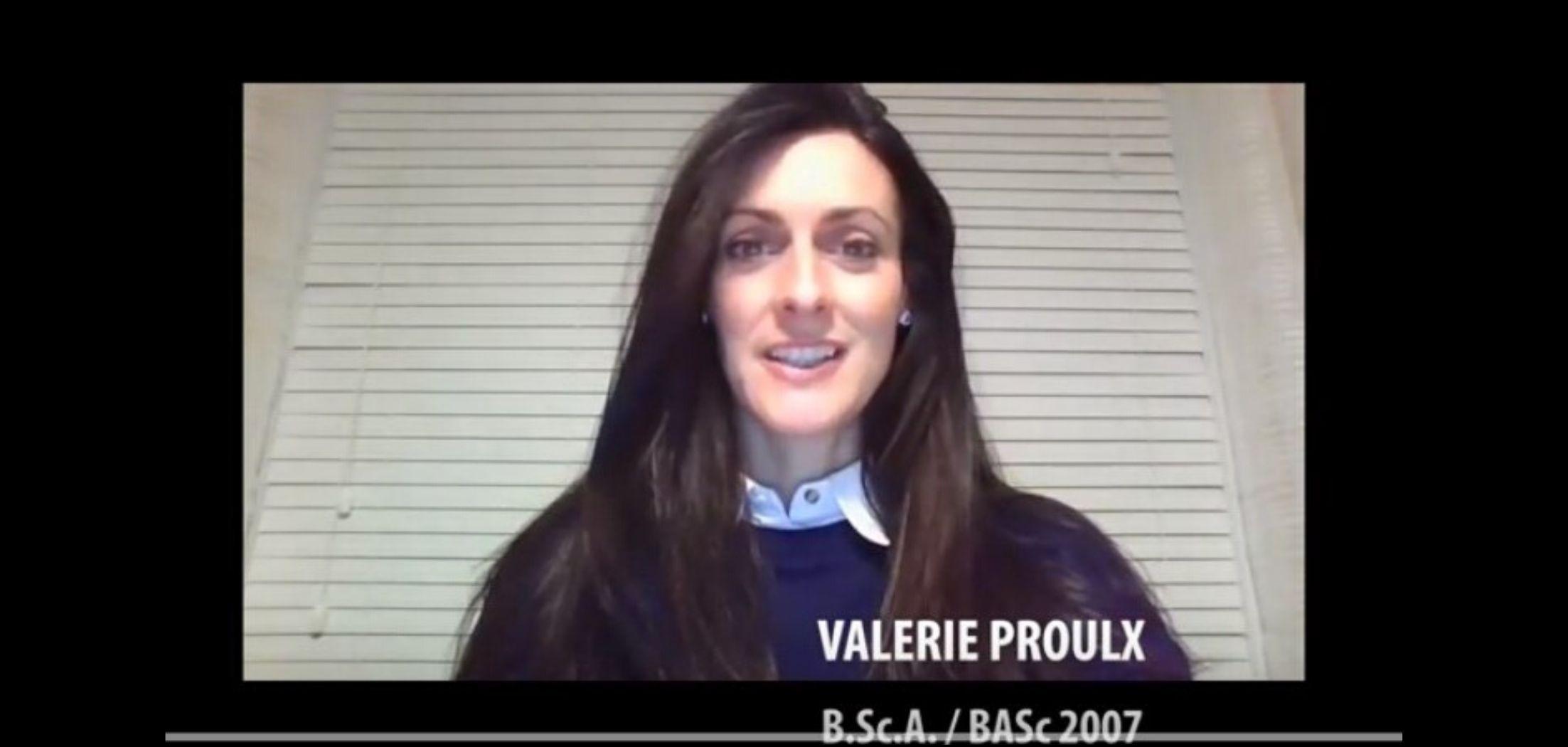 Valerie Proulx alumni from 2007