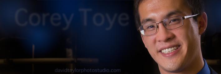 Corey Toye, Valedictorian