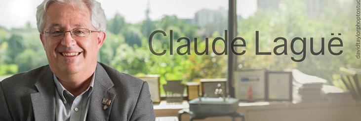 Dr. Claude Laguë,