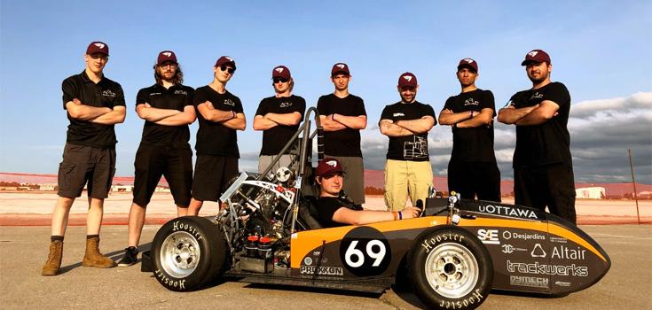 formula 2019 team