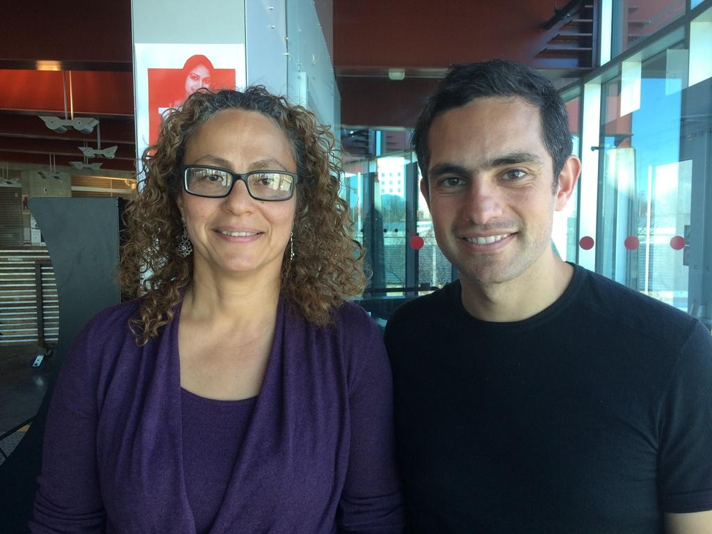 Professor Hanan Anis + Dr. Tarek Loubani