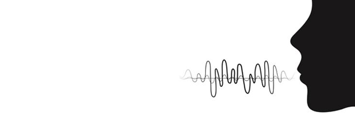 illustration of sound travelling