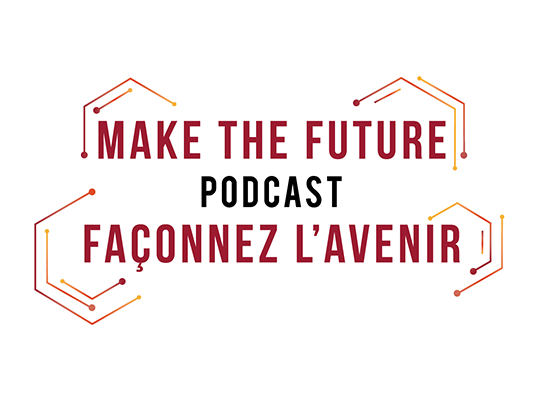Make the future podcast