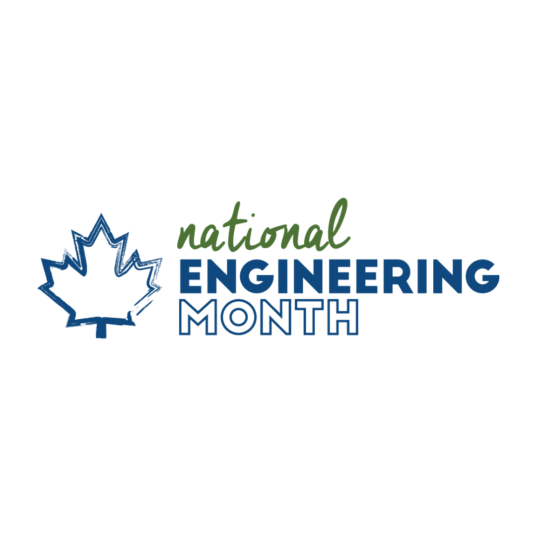 Logo of National Engineering Month