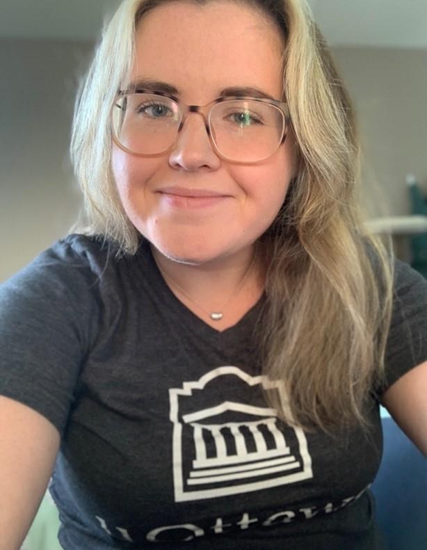 Student Rachel Harrison