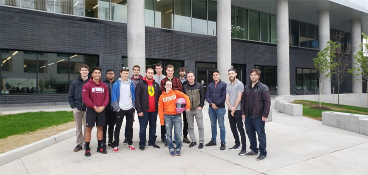 Supermileage team 2019