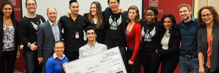 Startup Weekend competition