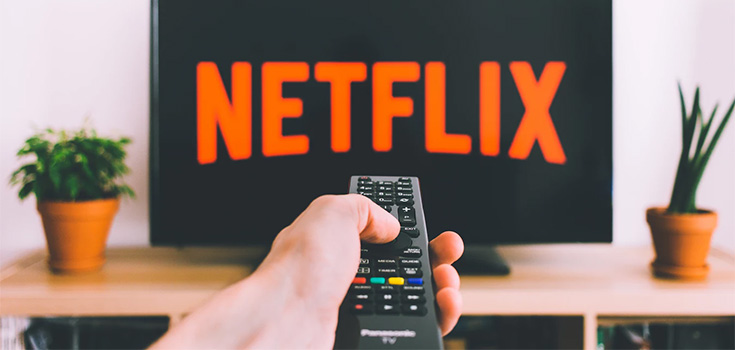 Television with Netflix